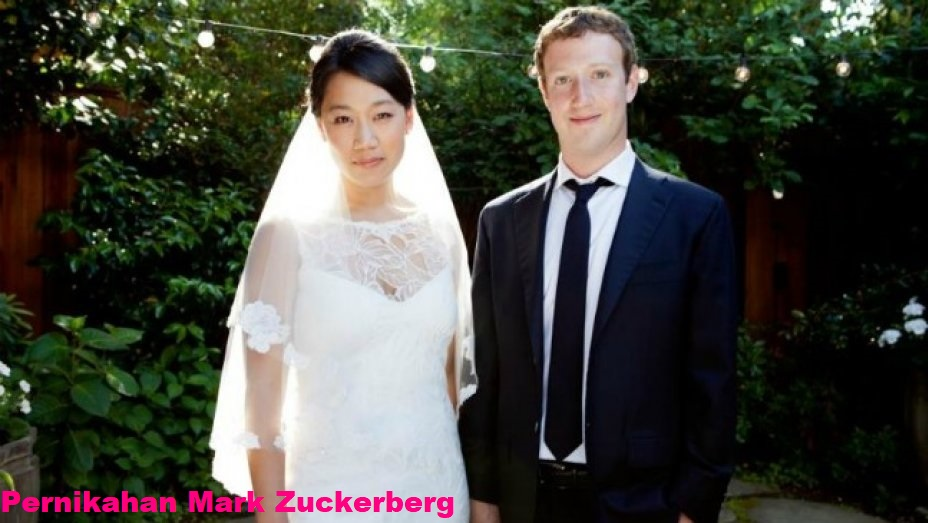 Pernikahan Mark Zuckerberg